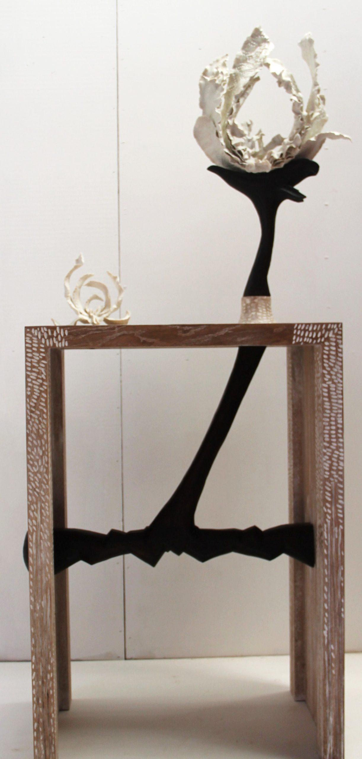 Effloraison, en collaboration avec Alice Riehl