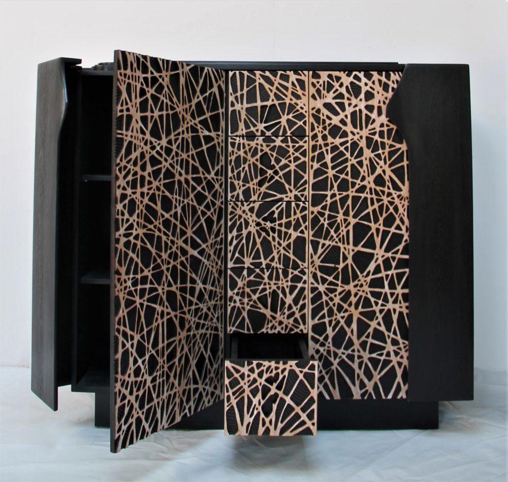 Meuble sculpture